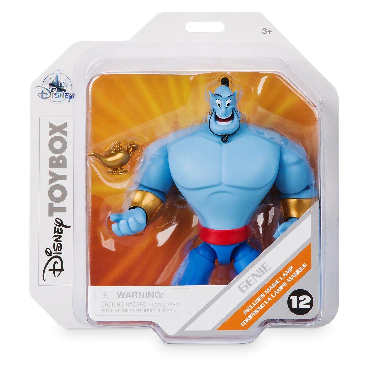 Boneco Gênio (Genie): Aladdin (Disney) ToyBox - Disney
