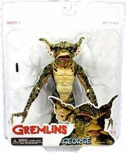 Boneco George: Gremlins - Neca