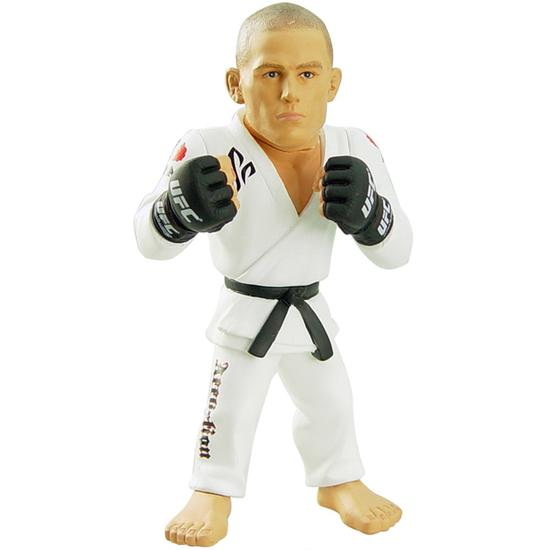 Boneco Georges ST. Pierre (Rush): UFC Ultimate Collector