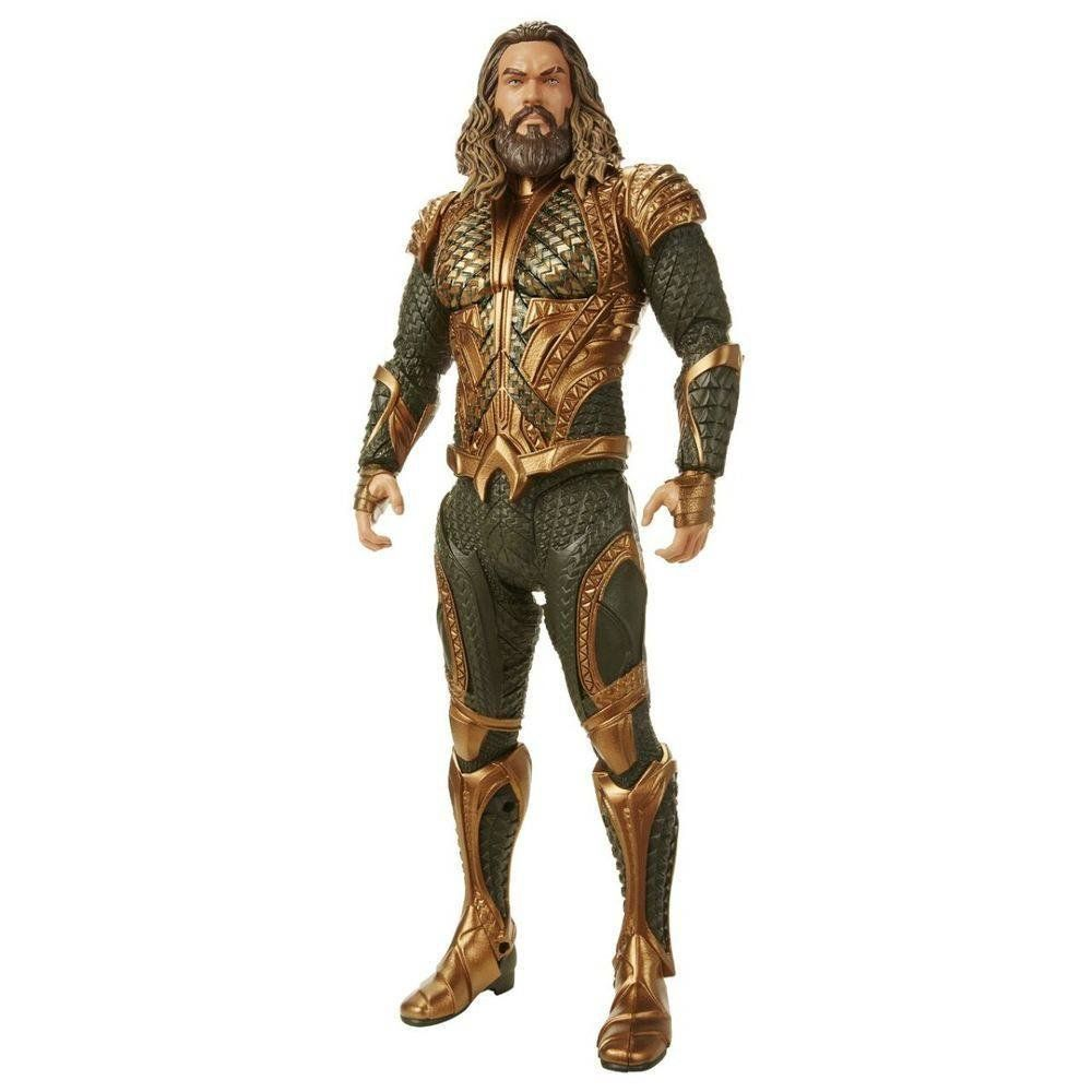 Boneco Gigante Aquaman: Liga da Justiça (Justice League) 45CM - Mimo
