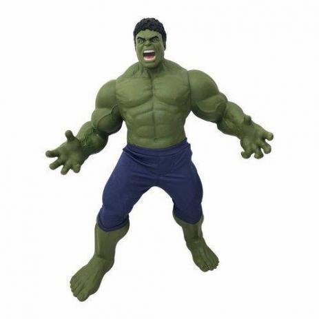 Boneco Gigante Hulk: Vingadores Ultimato (Avengers End Game) 50CM - Mimo