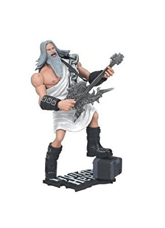 Boneco God of Rock: Guitar Hero - McFarlane