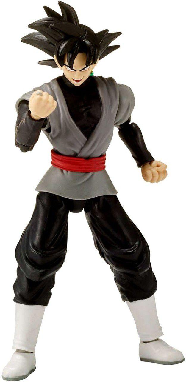 Action Figure Goku Black: Dragon Ball Super (Dragon Stars Series) Boneco Colecionável - Bandai