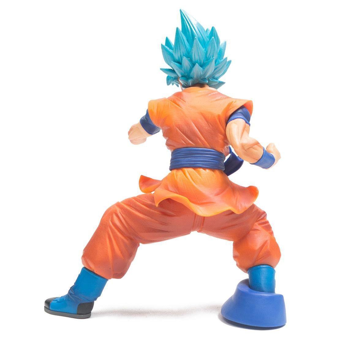Action Figure Goku Blue Super Saiyajin (Transcendence Art): Dragon Ball Heroes (Boneco Colecionável) - Banpresto