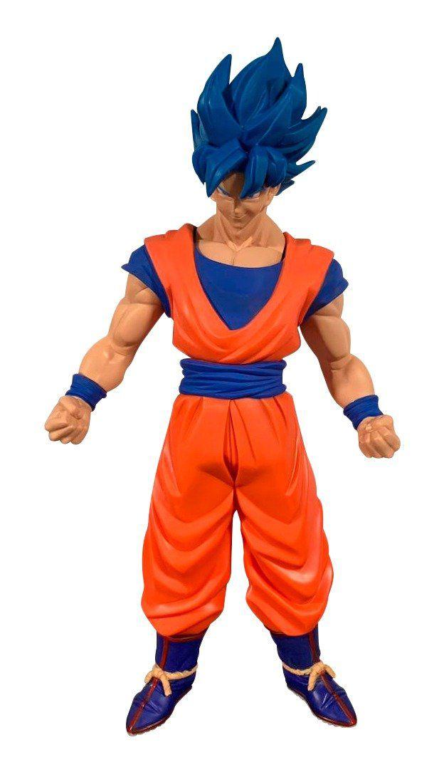 Boneco Goku Super Sayajin Blue: Dragon Ball Super (40Cm)