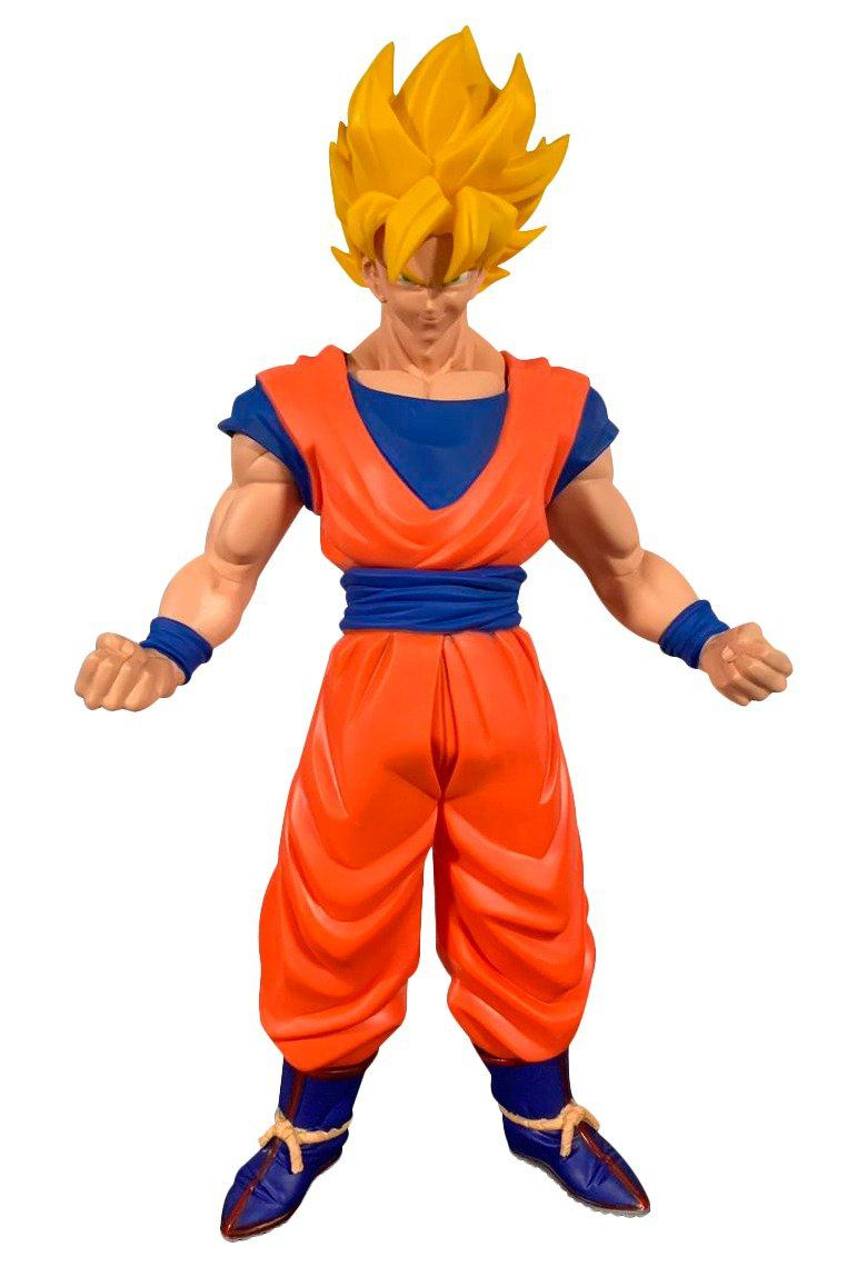 Boneco Goku Super Sayajin: Dragon Ball Z (40Cm)