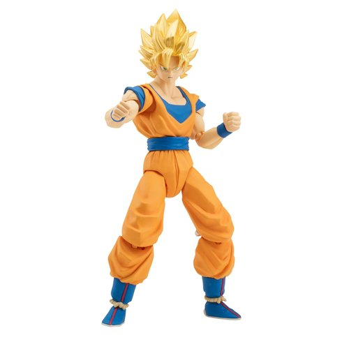 Boneco Goku Super Sayajin (Super Saiyan): Dragon Ball Super Dragon Stars Series