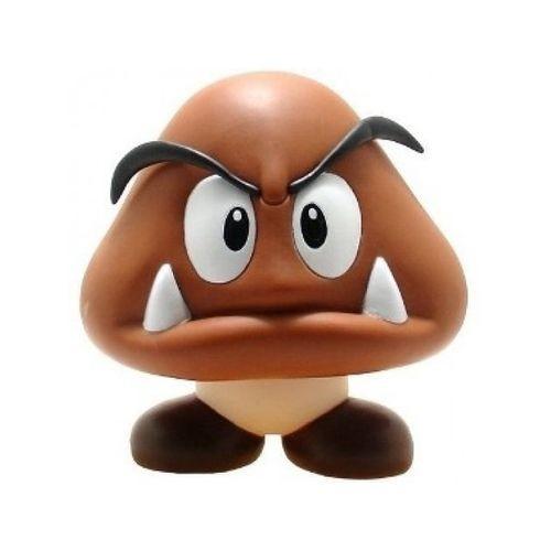 Boneco Goomba: Super Mario Bros (7Cm)