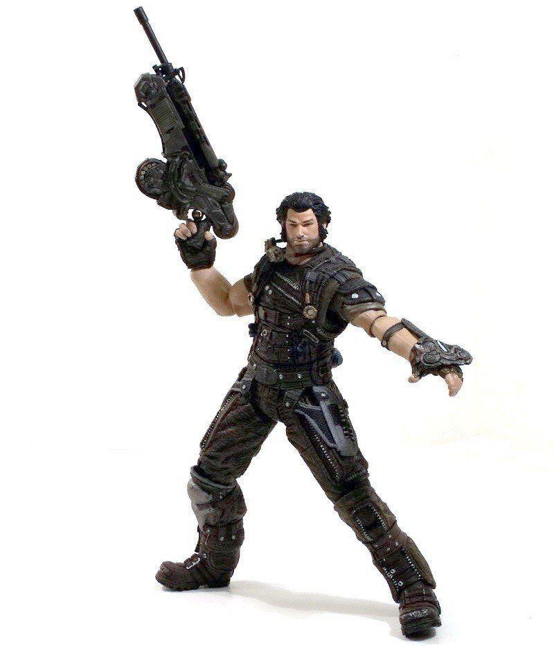 Boneco Grayson Hunt: Bulletstorm - Neca
