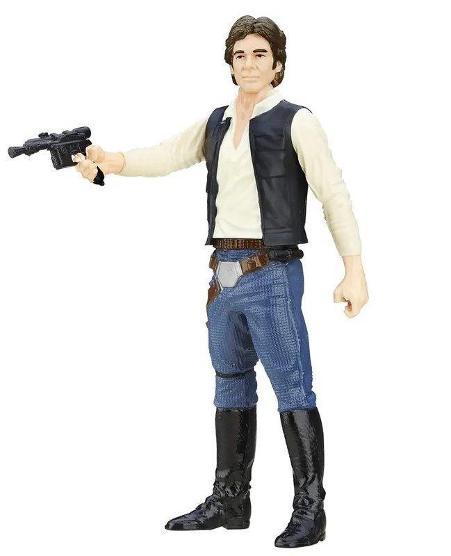 Boneco Han Solo: Star Wars (15cm) - Hasbro