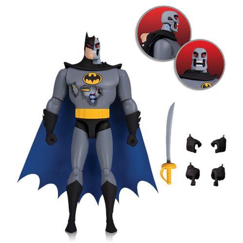 Action Figure Hardac: Batman New Adventures (The Animated Series) Boneco Colecionável - DC Collectibles (Apenas Venda Online)
