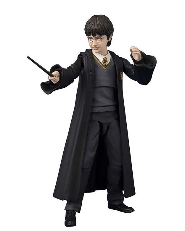 Boneco Harry Potter: Harry Potter S.H. Figuarts - Bandai