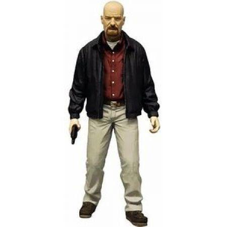 Action Figure Heisenberg (Walter White): Breaking Bad - Mezco
