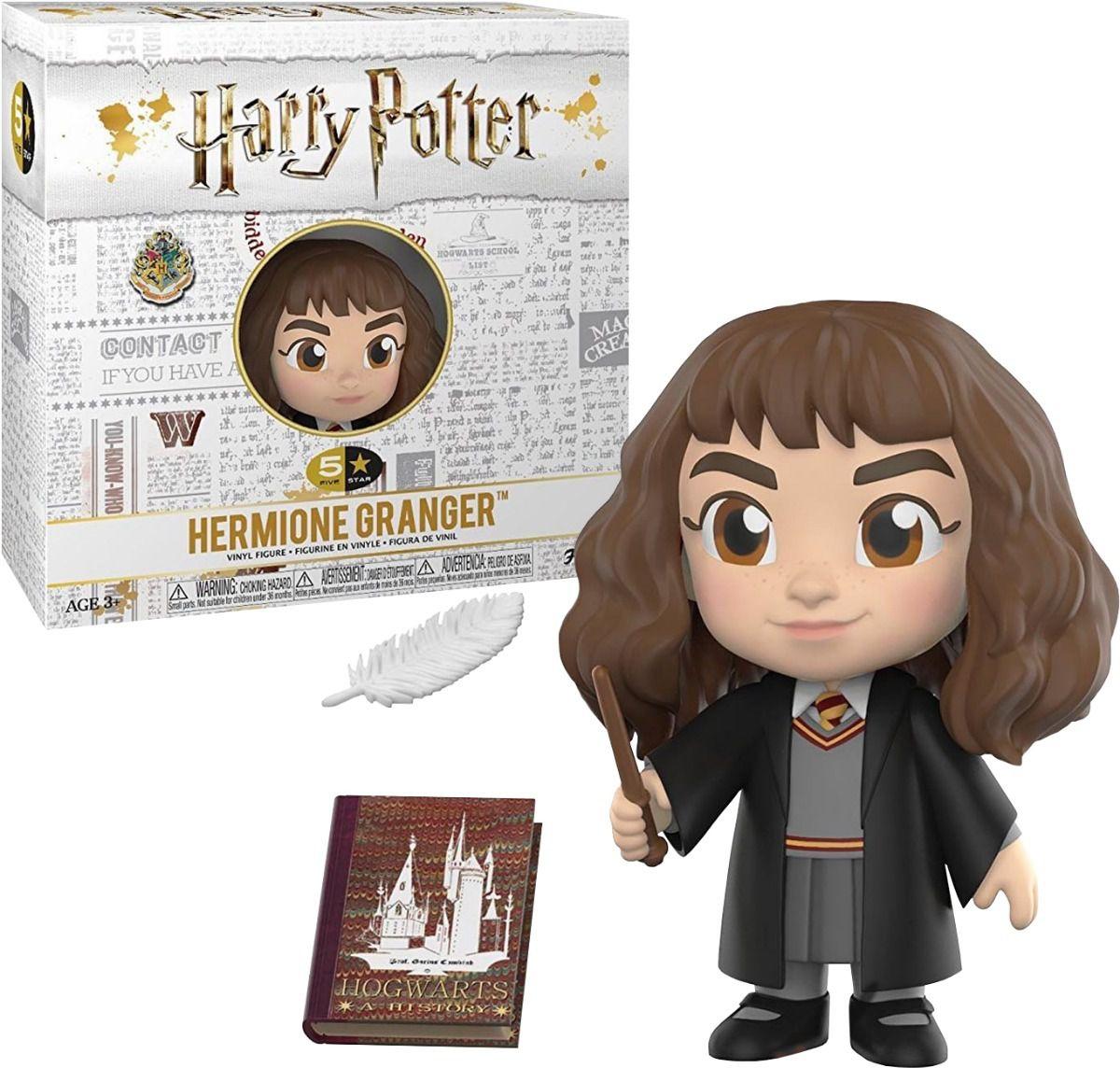 Funko Boneco Hermione Granger: Harry Potter (5 Star) - Funko