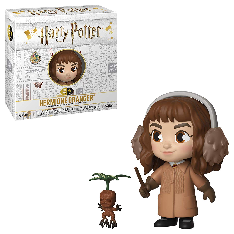 Funko Boneco Hermione Granger (Herbology): Harry Potter (5 Star) - Funko (Apenas Venda Online)