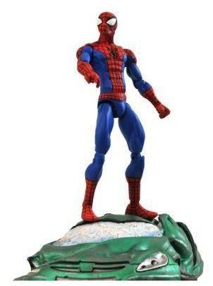 Boneco Homem-Aranha (Spider-Man): Marvel Select - Diamond Select
