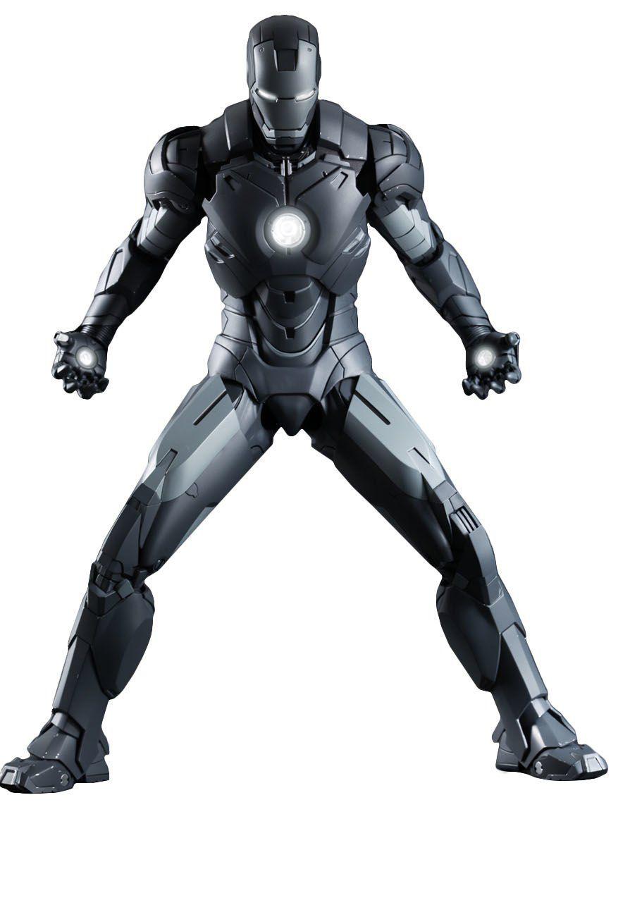 Boneco Homem de Ferro (Iron Man) Mark IV (Secret Project): Homem de Ferro 2 (Iron Man 2) Escala 1/6 (MMS153) - Hot Toys - CG