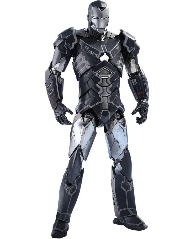 Boneco Homem de Ferro (Sneaky) Mark XV: Homem de Ferro 3 (Iron Man 3) Escala 1/6 (MMS348) - Hot Toys - CD