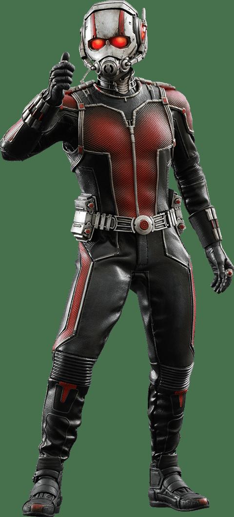 Boneco Homem Formiga (Ant-Man): Homem Formiga (Ant-Man) Escala 1/6 (MMS308) - Hot Toys - CG