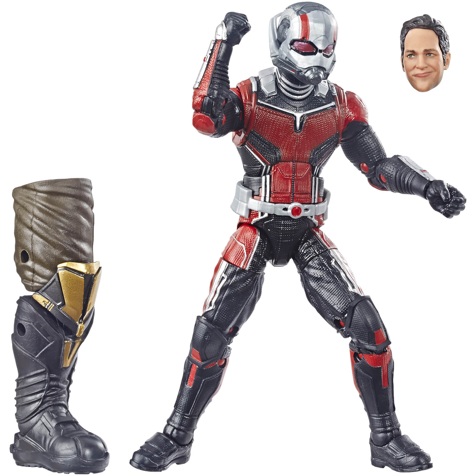Boneco Homem-Formiga (Ant-Man): Homem-Formiga e a Vespa (Ant-Man and the Wasp) Marvel Legends Series - Hasbro
