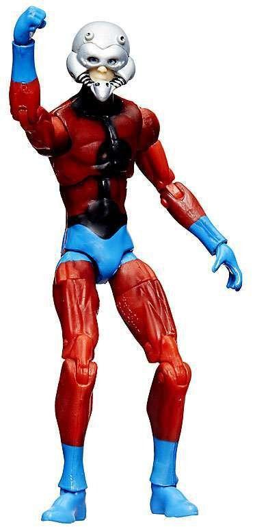 Boneco Homem-Formiga (Ant-Man): Marvel Legends (10cm) - Hasbro
