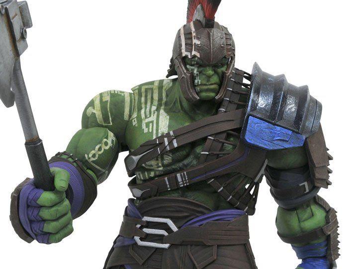 Boneco Hulk Gladiador: Thor Ragnarok (Marvel Select) - Diamond Select