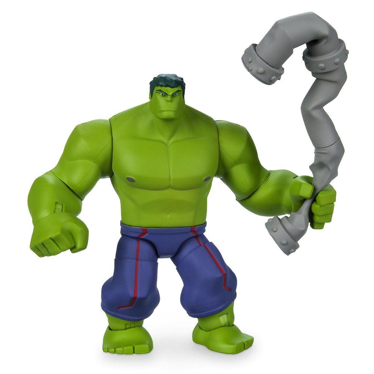 Boneco Hulk: Marvel ToyBox - Disney