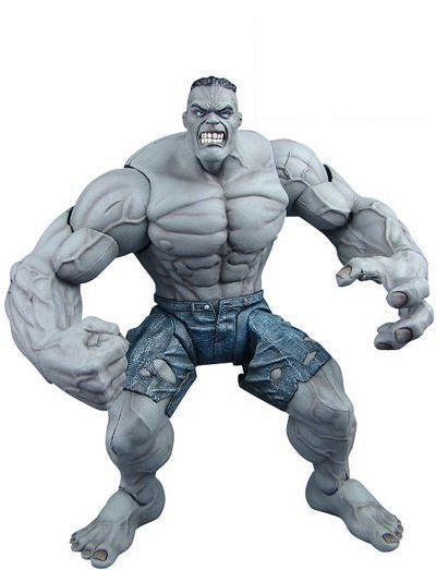 Boneco Hulk Ultimate: Marvel Select - Diamond Select