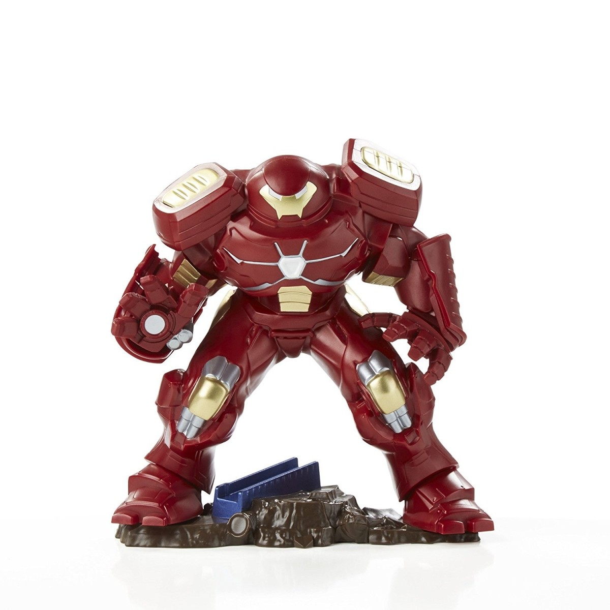 Boneco Hulkbuster: Os Vingadores (Avengers): Playmation - Hasbro