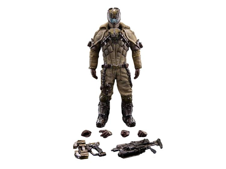 Boneco Isaac Clarke: Dead Space 3 Escala 1/6 - Threezero - CD