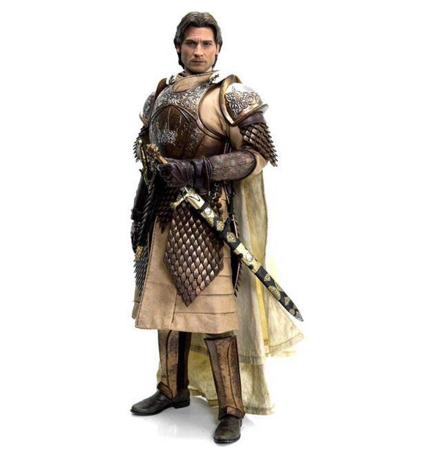 Boneco Jaime Lannister: Game of Thrones Escala 1/6 - ThreeA - CD