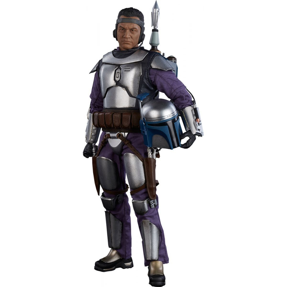 Boneco Jango Fett: Star Wars Exclusive Escala 1/6 - Sideshow