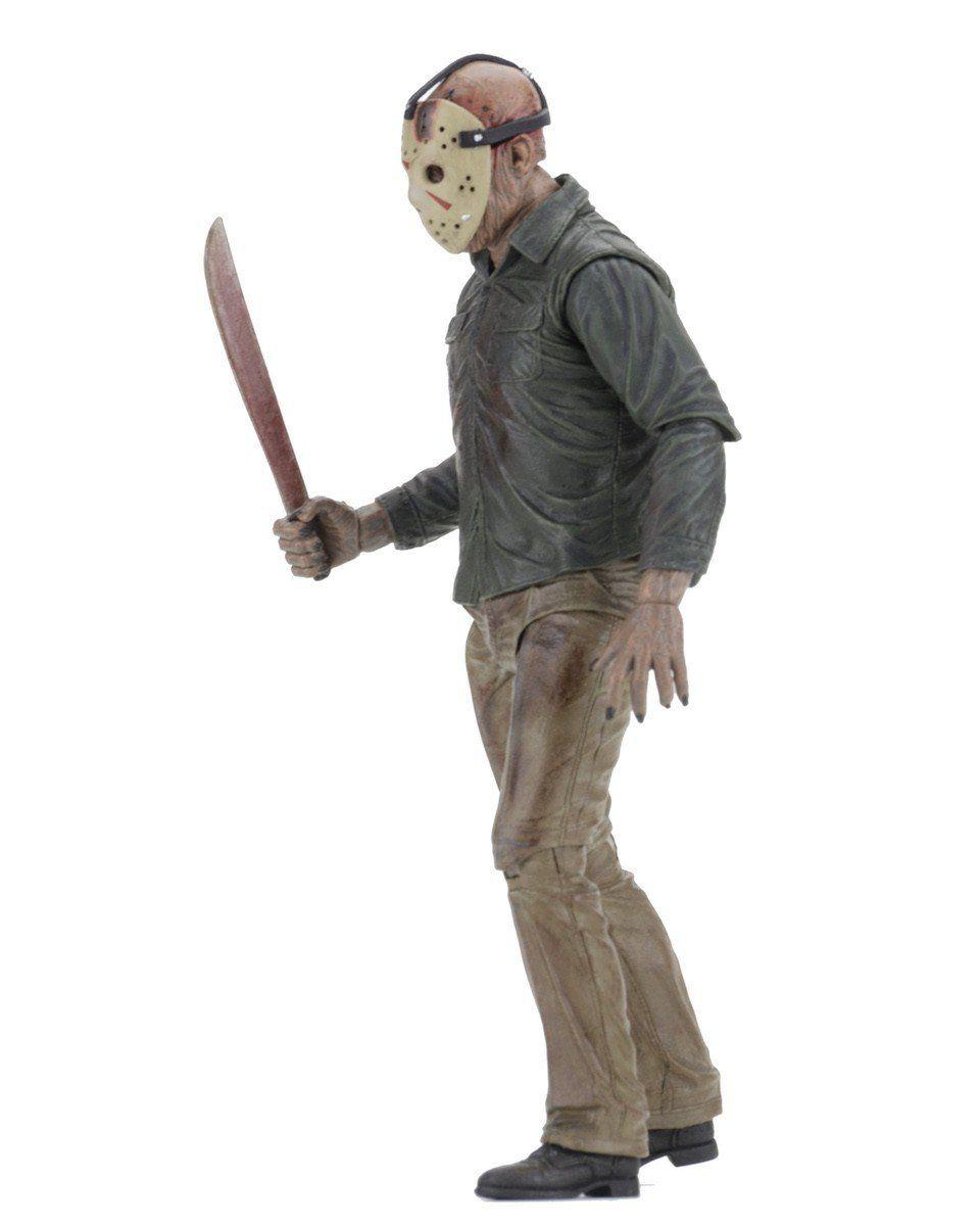 Boneco Jason: Sexta-Feira 13 (Friday the 13th) Part 4 Capítulo Final - Neca