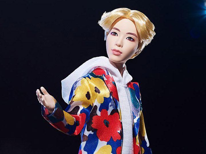 PRÉ VENDA Boneco Jin: BTS (Idol Fashion) - Mattel