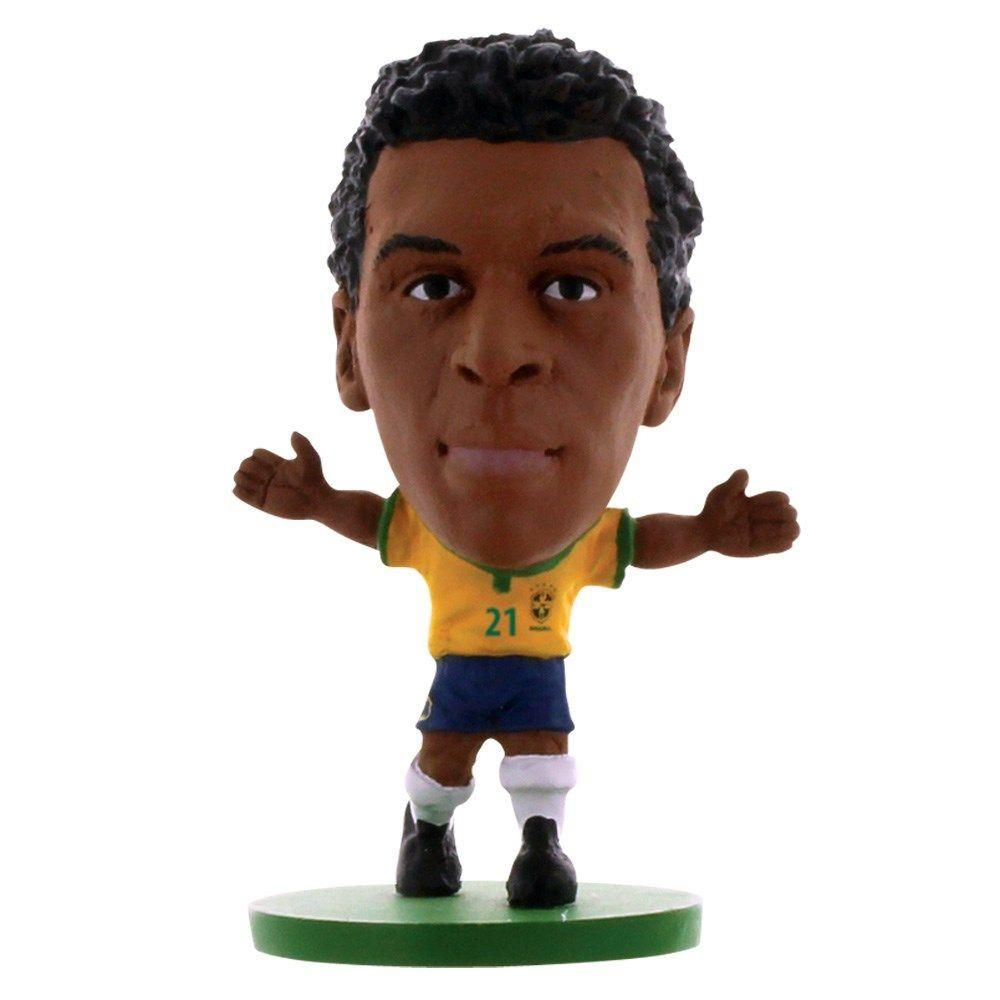 Boneco Jô: Mini Craques Brasil (Copa do Mundo) - DTC
