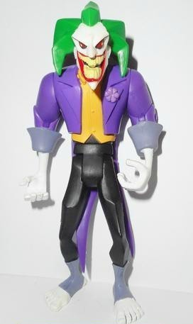 Boneco Joker: The Batman Extreme Power - Mattel