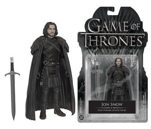 Funko Boneco Jon Snow: Game Of Thrones - Funko