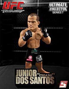 Boneco Junior dos Santos (Cigano): UFC Ultimate Collector