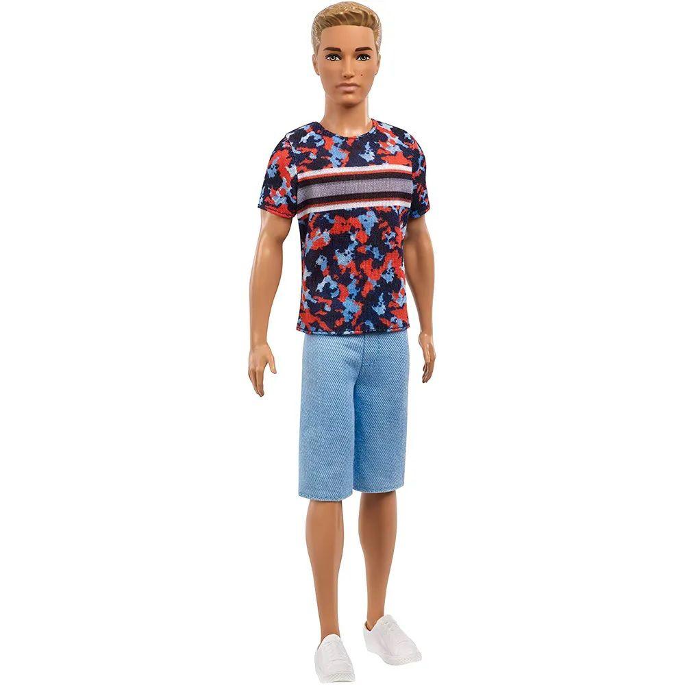 Boneco Ken: Fashionista #118 - Mattel