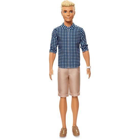 Boneco Ken: Fashionista #7 - Mattel