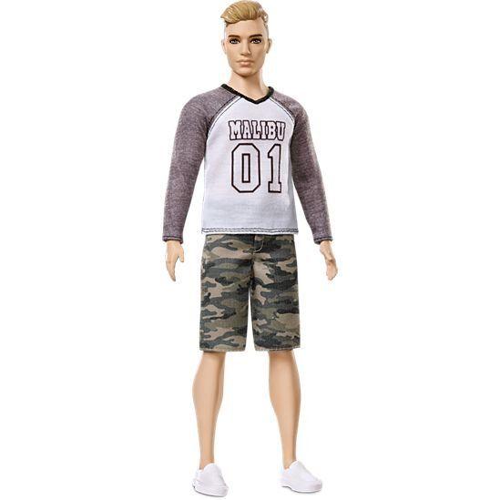 Boneco Ken: Fashionista #8 - Mattel