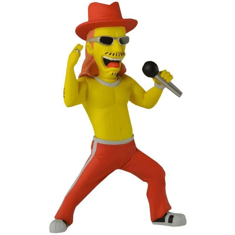 Boneco Kid Rock: Os Simpsons (The Simpsons 25th Anniversary) Series 1 - Neca - CG