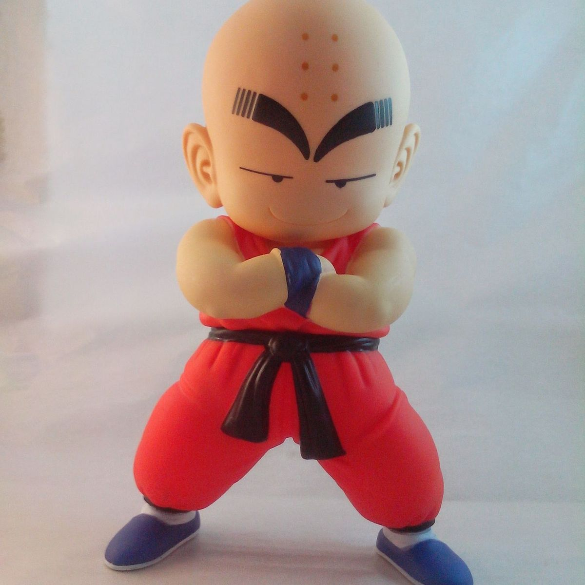 Boneco: Kuririn DX Figure: Dragon ball