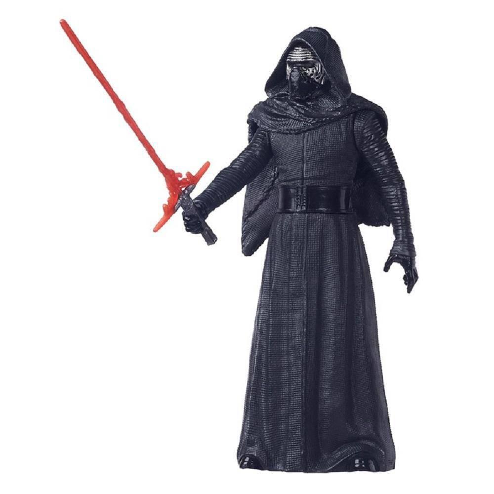 Boneco Kylo Ren: Star Wars Episodio VII O Despertar da Força (The Force Awakens) (15cm) - Hasbro