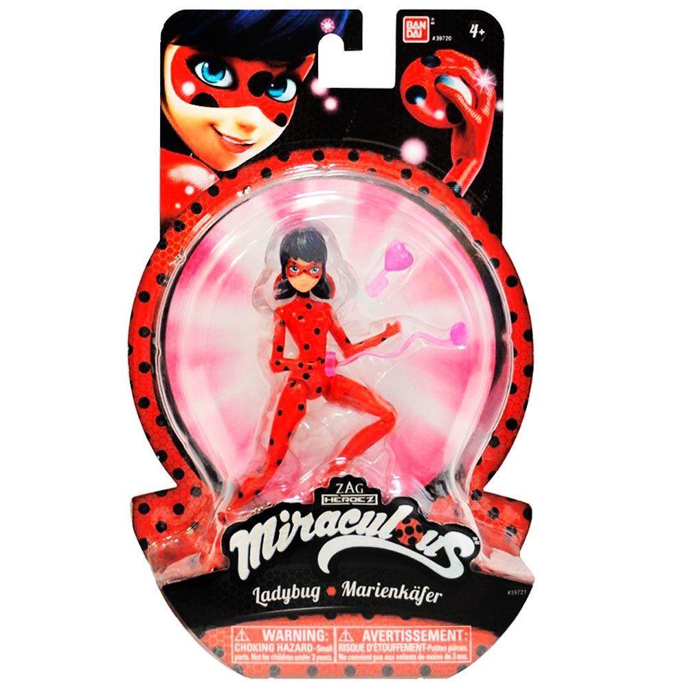 Boneco Ladybug: Miraculous