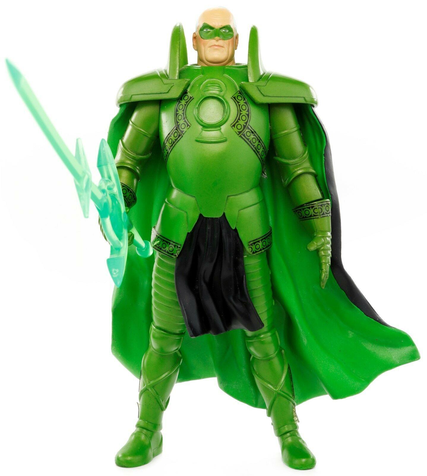 Boneco Lanterna Verde (Green Lantern): O Reino do Amanhã (Kingdom Come) - DC Direct - CG