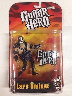 Boneco Lars Umlaut: Guitar Hero - McFarlane