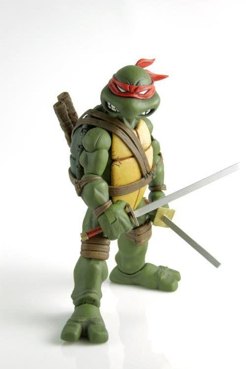 Boneco Leonardo: Tartarugas Ninjas (TMNT) (Comic) (Escala 1/6) - Mondo - Black Friday (Apenas Venda Online)