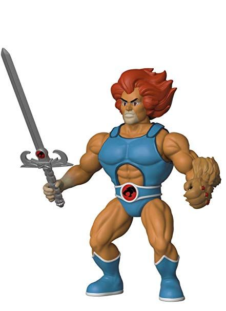 Funko Boneco Lion-O: Savage World ThunderCats - Funko