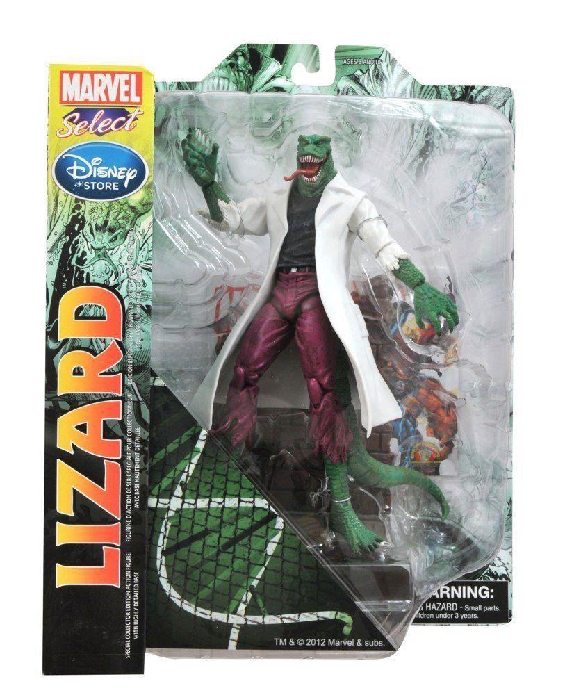 Boneco Lizard: Marvel Select - Diamond Select